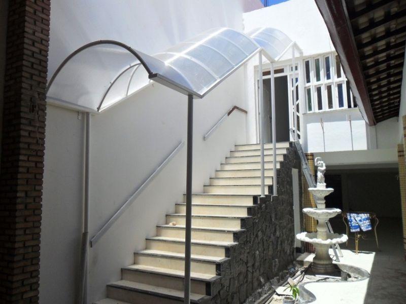 Cobertura Transparente Preço em Jaçanã - Coberturas Retráteis em Lona