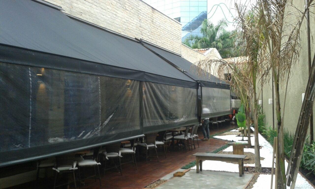 Coberturas Retráteis em Lona Preço no Jardins - Coberturas Retráteis em Lona