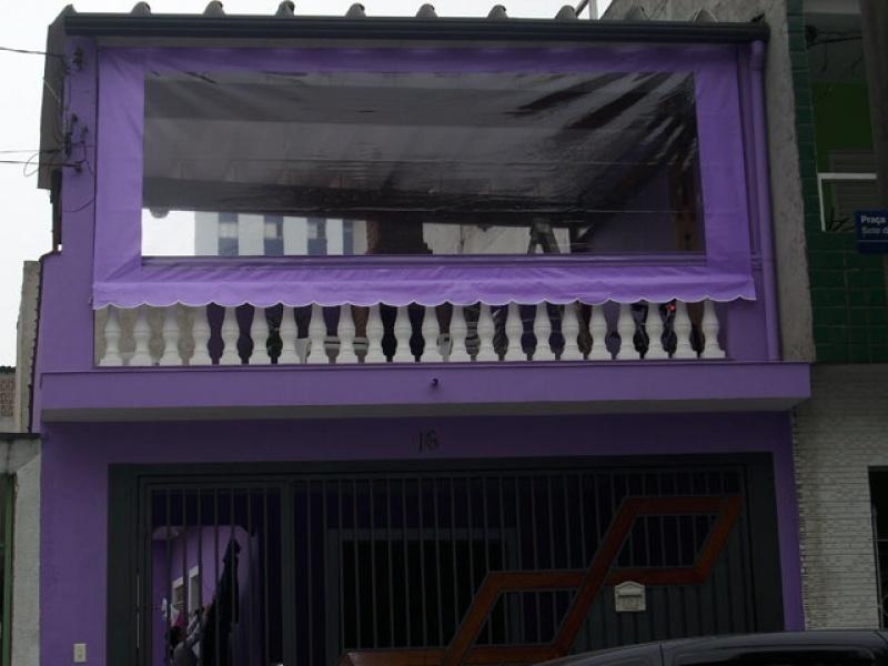 Cortina em Lona com Visor na Ibirapuera - Cortina de Lona para Lojas
