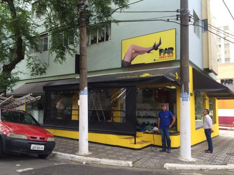 Cortina em Lona Preço em São Caetano do Sul - Cortina de Lona para Lojas