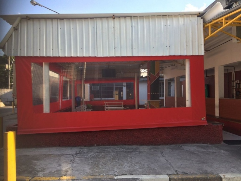 Empresa de Cortina de Rolo para área Externa na Ibirapuera - Cortina de Rolo