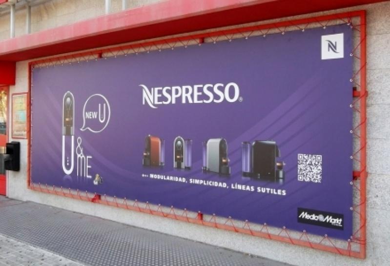 Empresa de Painel em Lona com Ilhós Capão Redondo - Painel em Lona com Ilhós