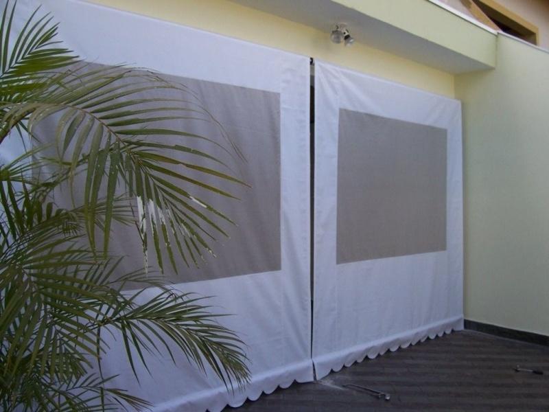 Instalação de Cortina de Lona para Lojas na Santa Efigênia - Cortina de Lona Retrátil Lateral