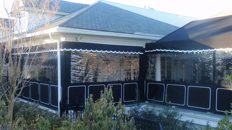 Instalação de Cortina Retrátil em Lona Brooklin - Cortina de Lona para Janela