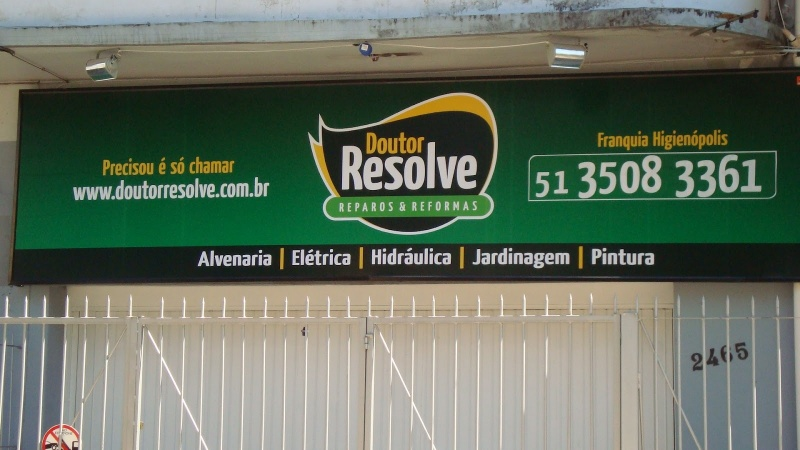 Instalação de Painel em Lona em Lauzane Paulista - Painel em Lona
