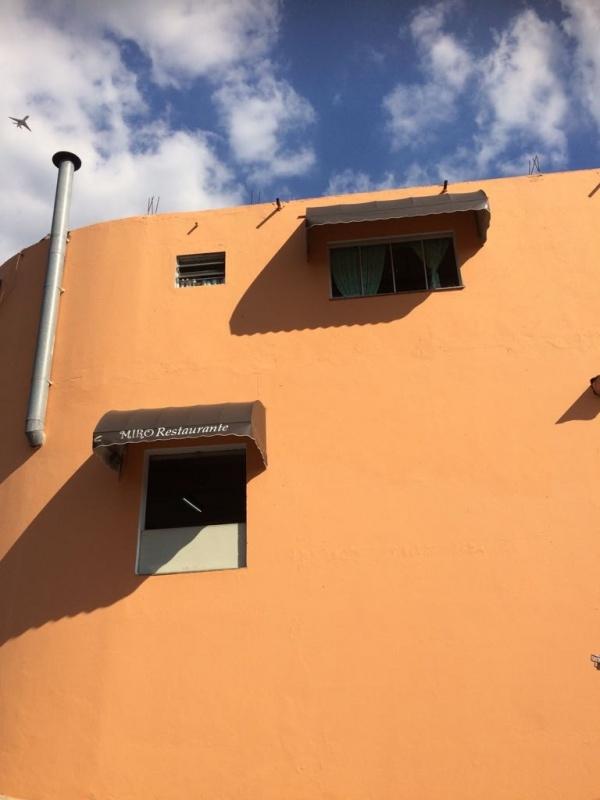 Instalação de Toldo para Janela Jardim São Luiz - Toldo para Garagem