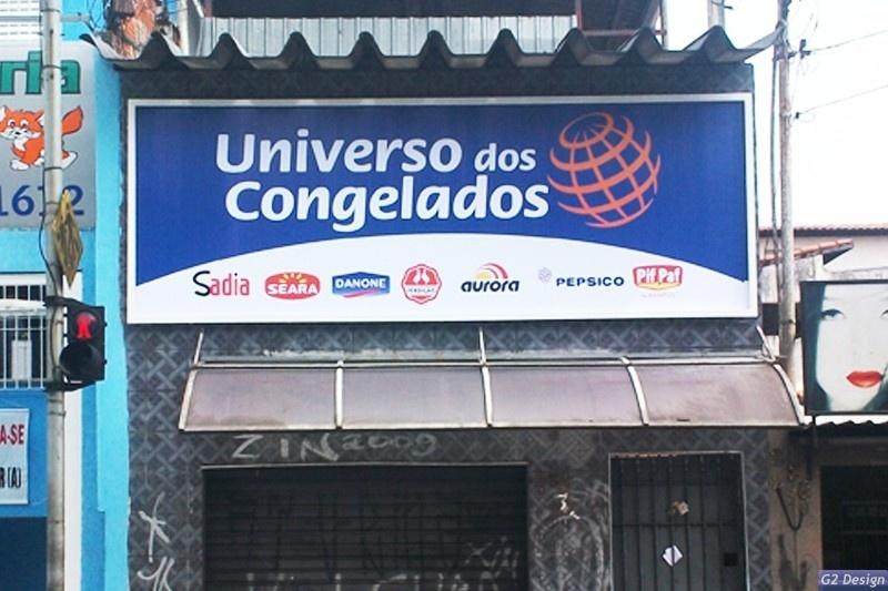 Painel de Lona para Loja Preço Jardim São Luiz - Painel em Lona Fosca
