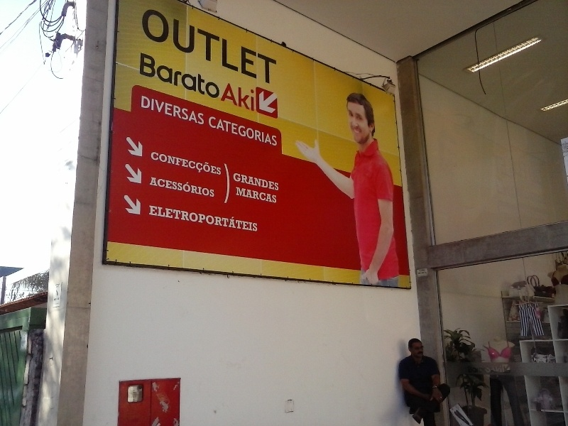 Painel em Lona Fosca em Aeroporto - Painel em Lona Personalizado