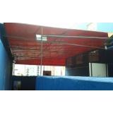 cobertura para garagem residencial em sp na Santa Efigênia