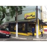 cobertura para garagem residencial em Pedreira