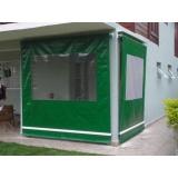 cortina de enrolar em lona Jaçanã