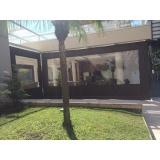 empresa de cortina de rolo para varanda em São Caetano do Sul