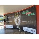 empresa de painel em lona para eventos Jabaquara