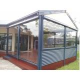 instalação de cortina de lona para janela Campo Belo