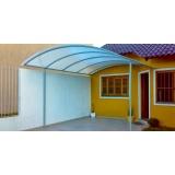 instalação de cortina em lona para garagem na Cidade Jardim