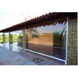 instalação de cortina painel em lona na Vila Mariana