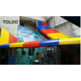 onde encontrar Toldo passarela no Tremembé