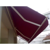 toldo articulado no Jockey Club