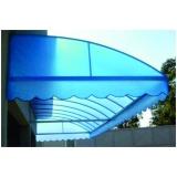 toldo transparente para garagem em sp Campo Grande