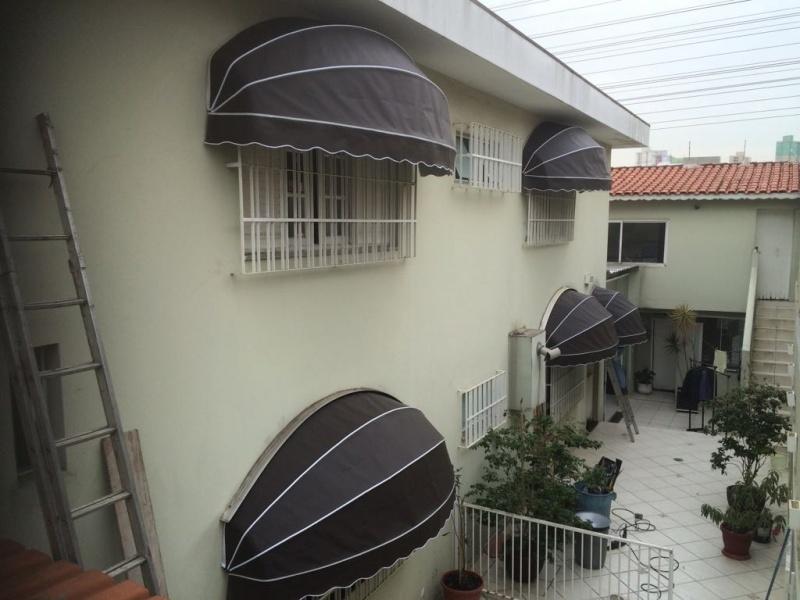 Toldo para Janela em Sp Jardim São Luiz - Toldo para Garagem