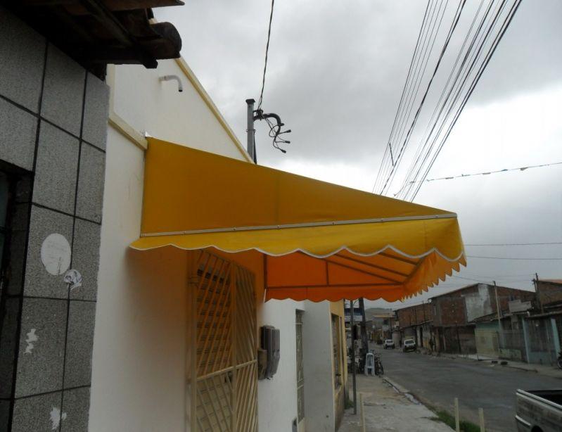 Toldo Reto Preço em São Caetano do Sul - Toldo